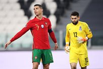 Португалия - Азербайджан. getty images