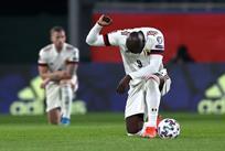Ромелу Лукаку в матче против Чехии, Getty Images