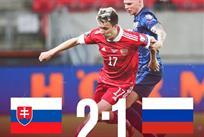 Словакия — Россия