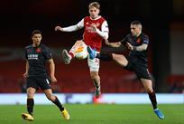 Арсенал - Славия, Getty Images