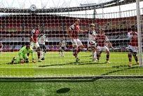 Арсенал - Фулхэм, Getty Images