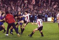 День в истории: 37 лет легендарной драке между игроками Барселоны и Атлетика