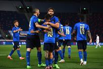 Италия - Чехия, Getty Images