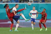 Бельгия - Россия, Getty Images