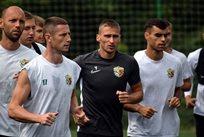Игроки Ворсклы, фото ФК Ворскла Полтава