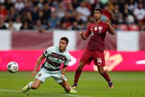 Катар — Португалия, twitter.com/selecaoportugal