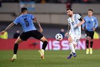 Аргентина – Уругвай, Getty Images