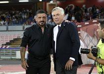 Дженнаро Гаттузо и Карло Анчелотти, Getty Images