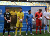 Презентация новой формы сборной Украины, фото: Football.ua