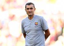 Эрнесто Вальвердре, ФК Барселона