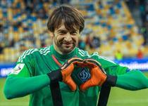Александр Шовковский, фото: dynamo.kiev.ua