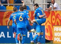Сборная Украины U-20, Getty Images