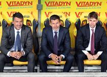 Паоло Мальдини, Звонимир Бобан и Фредерик Массара, Getty Images