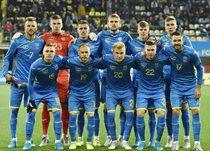 Сборная Украины, фото: УАФ