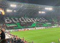 Фанаты Ференцвароша, фото Евгения Кузьменко