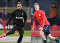 Кристиан Эриксен и Дани Ольмо, Football.ua