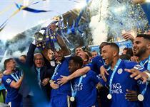 Лестер - чемпион АПЛ сезона-2015/16, Getty Images