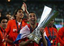 Шахтер - обладатель Кубка УЕФА-2008/09, Getty Images