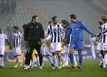 Игроки Удинезе, Getty Images