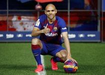 Мартин Брайтвейт, ФК Барселона