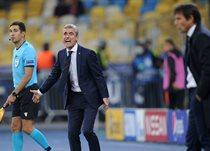 Луиш Каштру и Антонио Конте, фото: ФК Шахтер