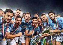 Игроки Лацио, фото getty images