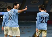 Футболисты Манчестер Сити, Getty Images