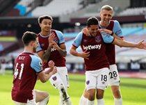 Футболисты Вест Хэма, Getty Images