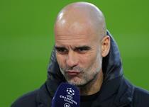 Хосеп Гвардиола после ответной игры против Боруссии Д, Getty Images