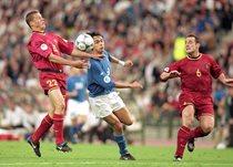 Бельгия — Италия на Евро-2000, Getty Images