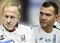 Александр Петраков и Андрей Шевченко, Football.ua