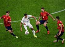 Испания - Франция, Getty Images
