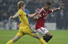 Боатенг забил шикарный гол, фото AP