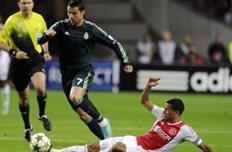 Роналду отметился хет-триком, фото marca.com