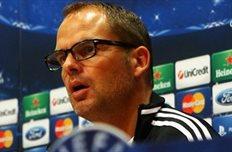 Франк де Бур, uefa.com