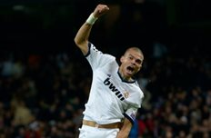 Радость Пепе после забитого гола, Getty Images