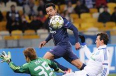 Лавесси открывает счет, фото И. Хохлова, Football.ua