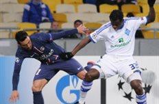 Тайво против Лавесси, фото Ильи Хохлова, Football.ua