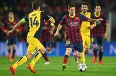 На Камп Ноу Барселона и Атлетико разошлись миром, Getty Images