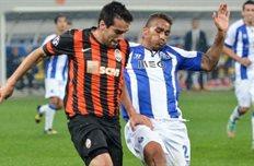 Илсиньо в матче с Порту, © Богдан Заяц, Football.ua