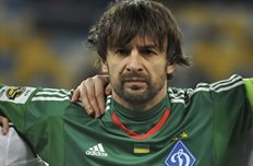 Александр Шовковский, Фото Дмитрия Журавля, Football.ua
