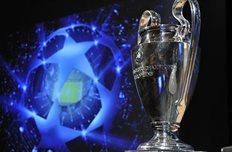 Жеребьевка полуфиналов Лиги чемпионов и Лиги Европы. Как это было