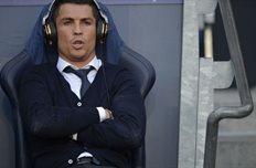 Сегодня Криштиану Роналду будет поддерживать своих партнеров на трибунах, uefa.com