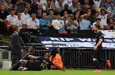Радость игроков Монако, фото uefa.com