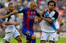 Хавьер Маскерано (в центре), Marca