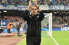 Главнй тренер Наполи - Маурицио Сарри, twitter.com/sscnapoli