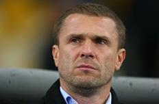 Сергей Ребров, Фото Александра Осипова, Football.ua