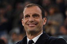 Аллегри не думает о результате первого матча, Getty Images