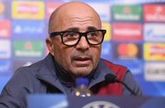 Хорхе Сампаоли, uefa.com
