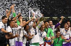Реал Мадрид, Getty Images